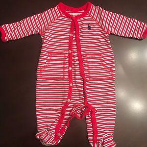 Ralph Lauren 6M pajamas